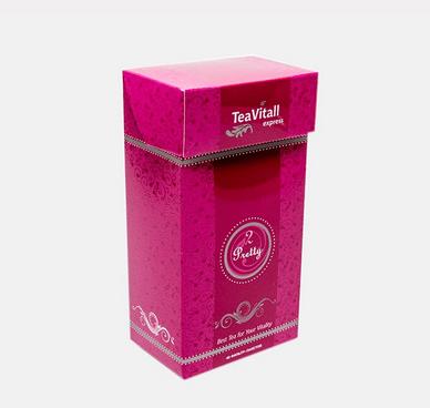 TeaVitall Express Pretty 2, 40 фильтр./пак.