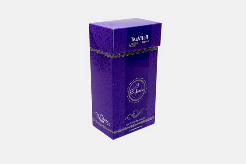 TeaVitall Express Balance 9, 40 фильтр./пак.