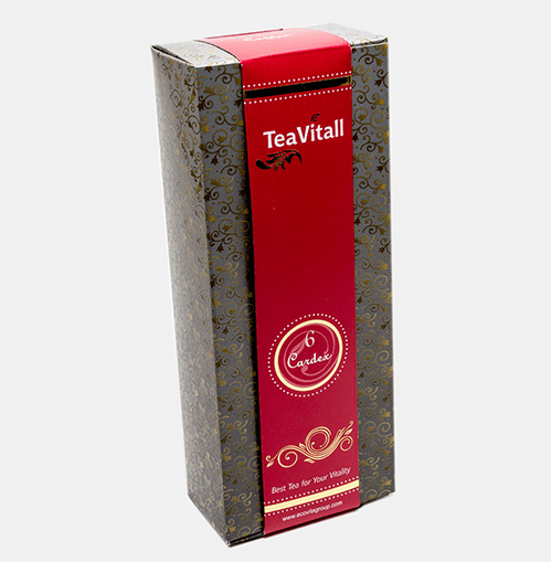 TeaVitall Сardex 6 пачка 100 г.