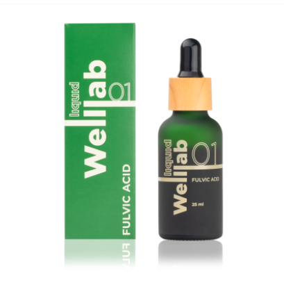 Welllab liquid Fulvic acid/Фульвовые кислоты