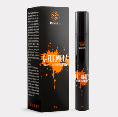 BioTrim X-Formula