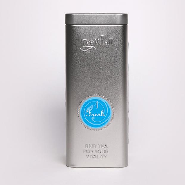 Teavitall Fresh 1, металлическая банка 100 г