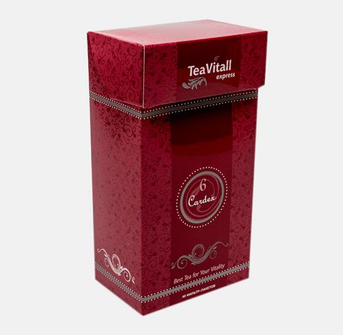 TeaVitall Express Cardex 6, 40 фильтр./пак.