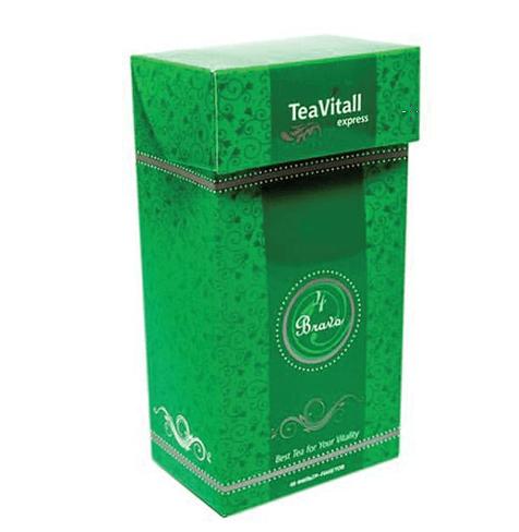 TeaVitall Express Bravo 4, 40 фильтр./пак.